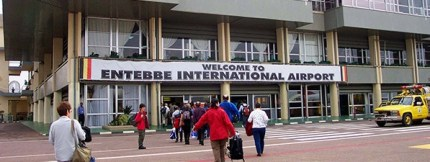 Image result for entebbe international airport