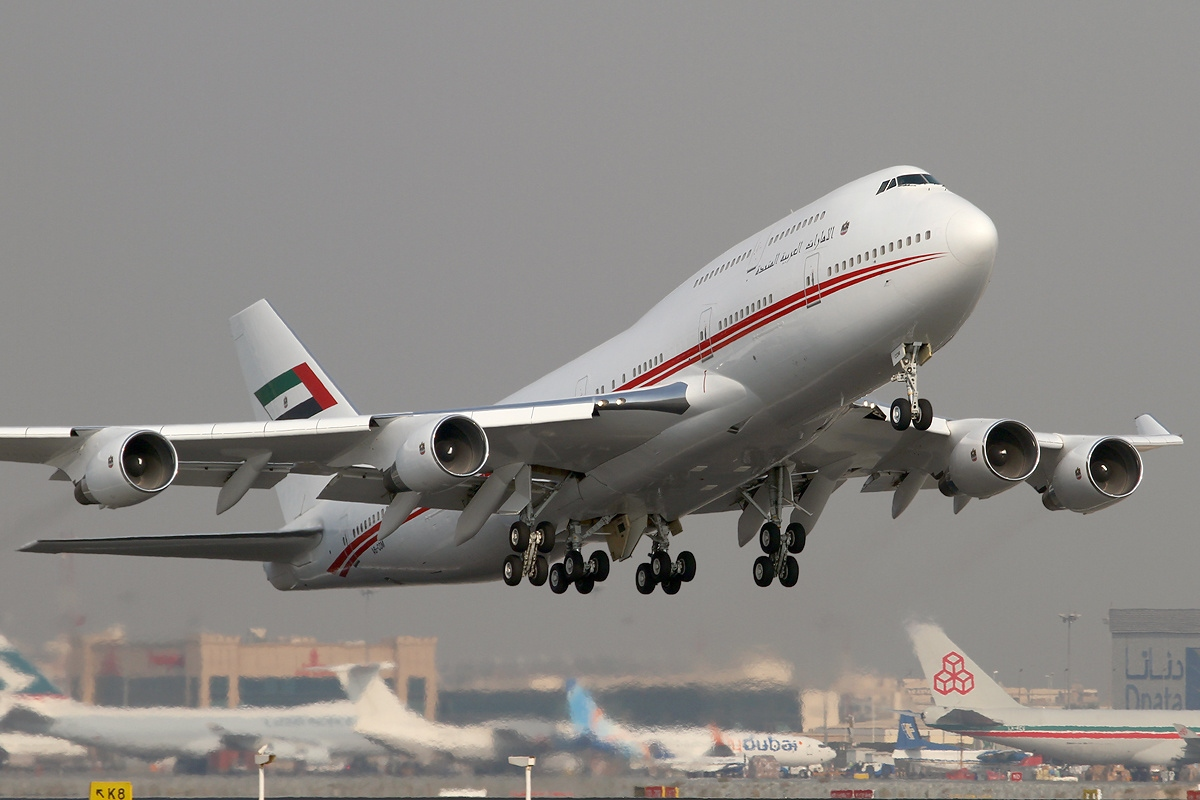 Airport Emirates Airlines