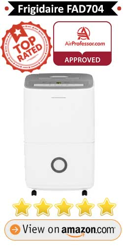 Frigidaire-FAD704-best-dehumidifier
