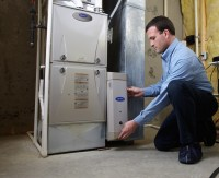 Furnace Air Purifier for Cleaner Air at Home