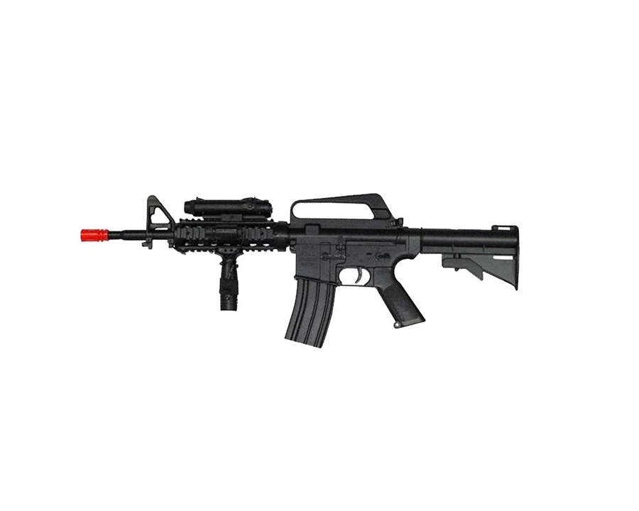 M16 A4 Spring Powered Airsoft Rifle