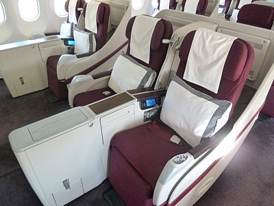 Image result for qatar airways a330 business class