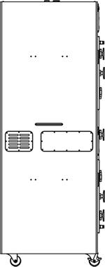 Safefume Automatic Cyanoacrylate Fuming Chamber CATRI-G