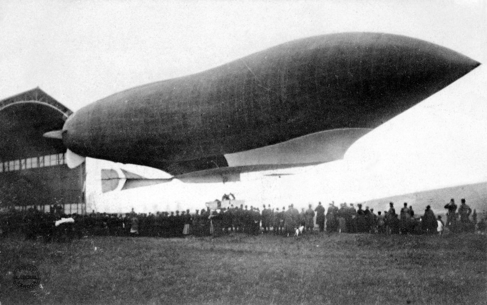 Joyeuse Fte Nationale French Airships