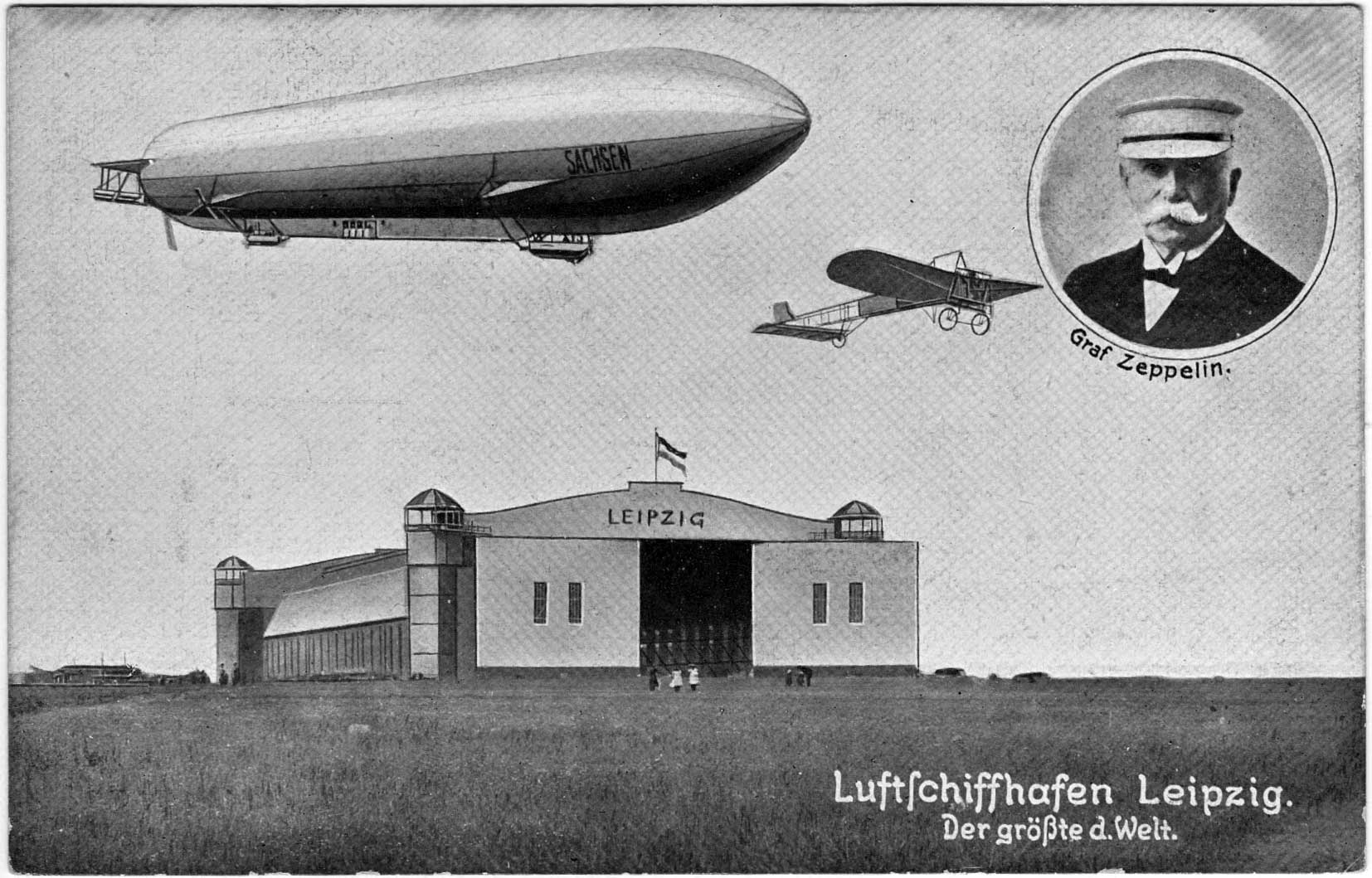 DELAG The Worlds First Airline  Airshipsnet