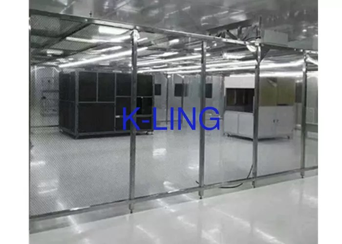 quality air shower tunnel cleanroom air shower factory from china