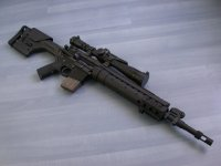 Pin Spr Mk12 Mod 0 Airsoft Canada on Pinterest