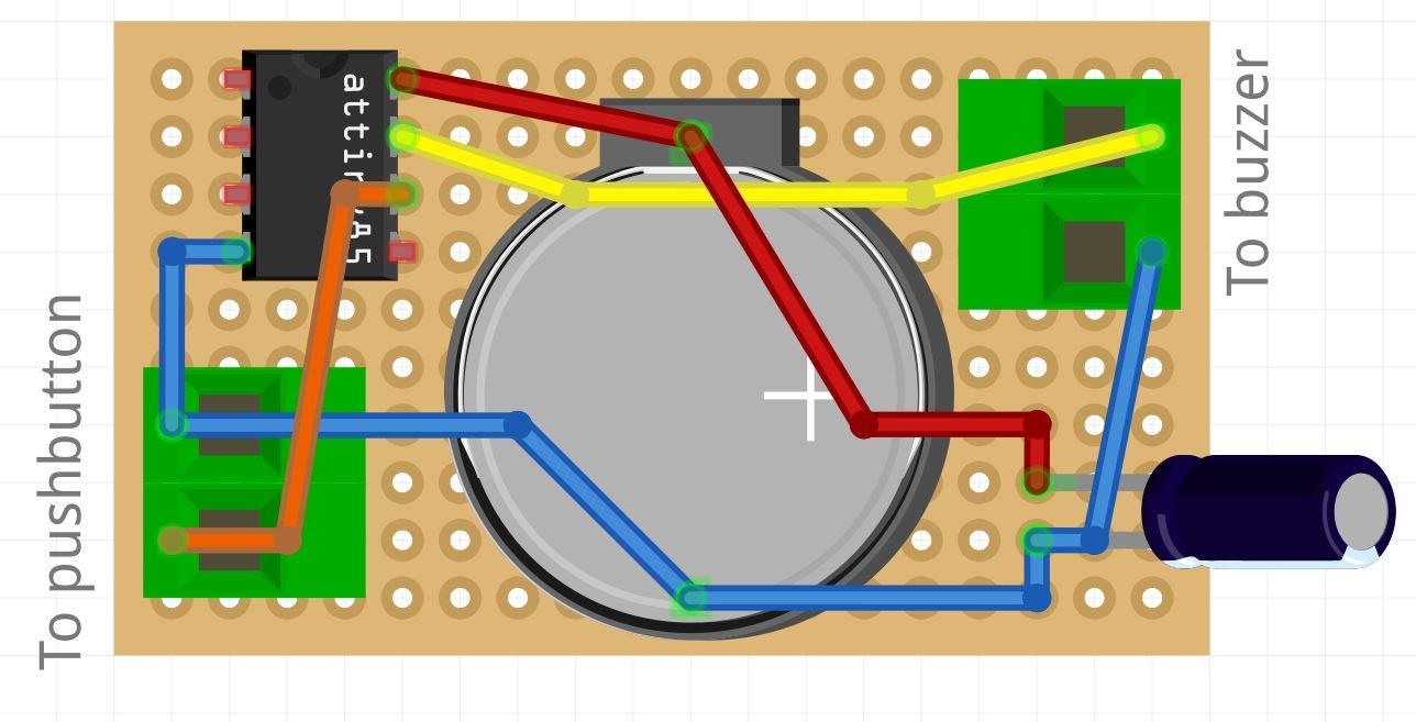 Sound Grenade For Airsoft Part 2 Electronics Diy Sonac 220 Wiring Diagram Circuit