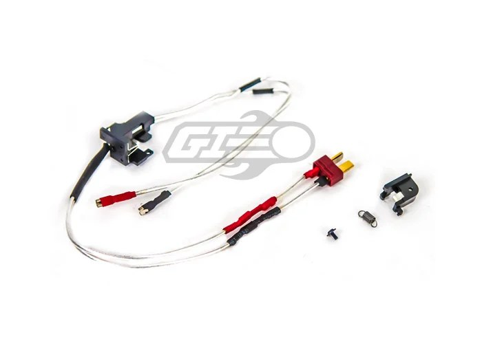 Modify Low Resistance AEG Switch & Wire Assembly for M4