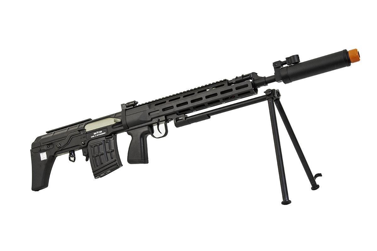 Echo 1 CSR-A Sniper AEG Airsoft Rifle ( Black )