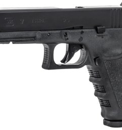 elite force glock g17 gen 3 co2 blowback airsoft pistol w two magazines black  [ 1200 x 800 Pixel ]