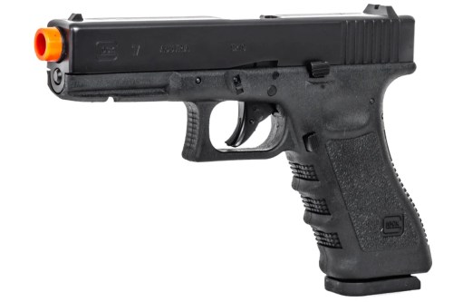 small resolution of elite force glock g17 gen 3 co2 blowback airsoft pistol w two magazines black