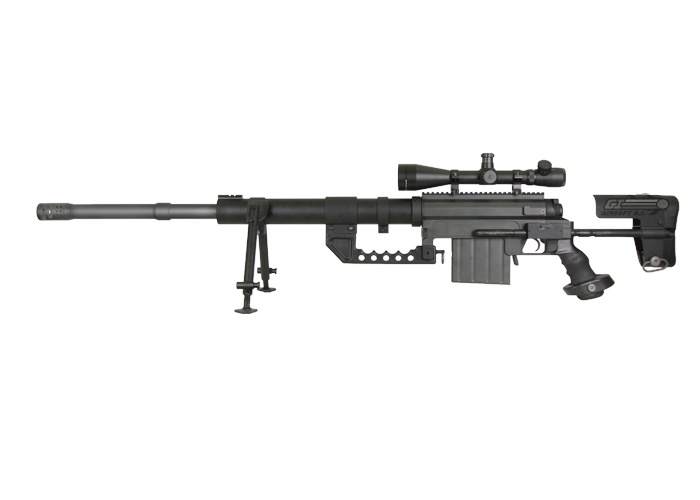 Ares M200 Bolt Action Spring Sniper / Gas Airsoft Rifle