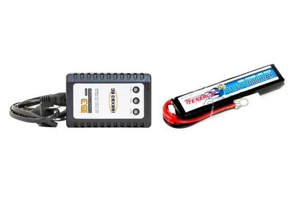 Best Airsoft Starter 11.1v 20C Lipo Stick Battery Charger