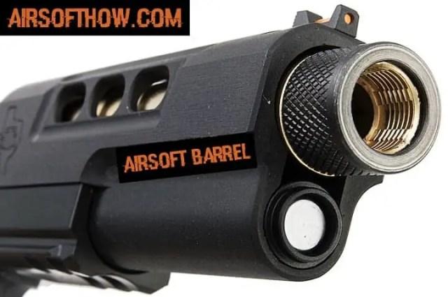 Airsoft Barrel