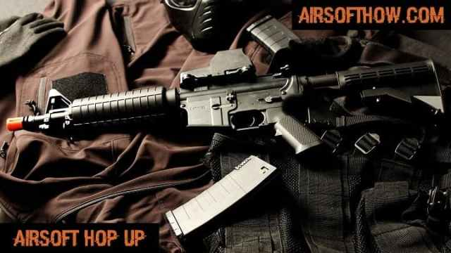 Airsoft Hop Up