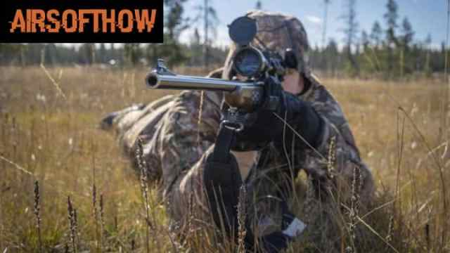 Can you kill deer with airsoft guns?