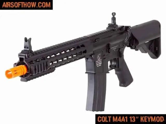 Colt M4A1 13″ KEYMOD