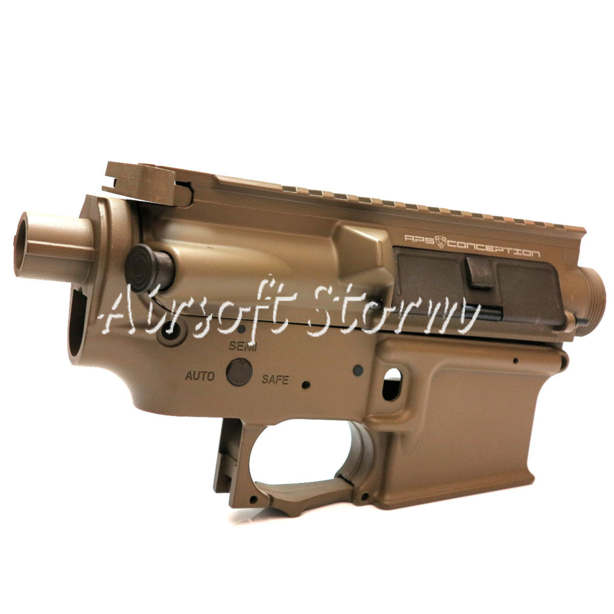 m16 upper receiver assembly diagram ultrasonic movement detector circuit model no aer008d aps logo and lower metal body