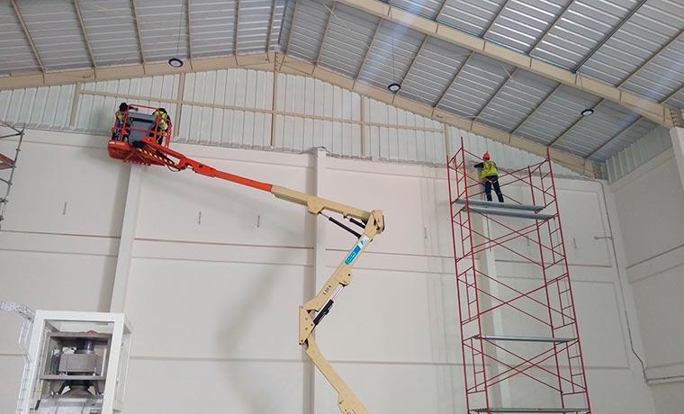 reparacion sistema de deteccion de incendios en lima peru airson ingenieros