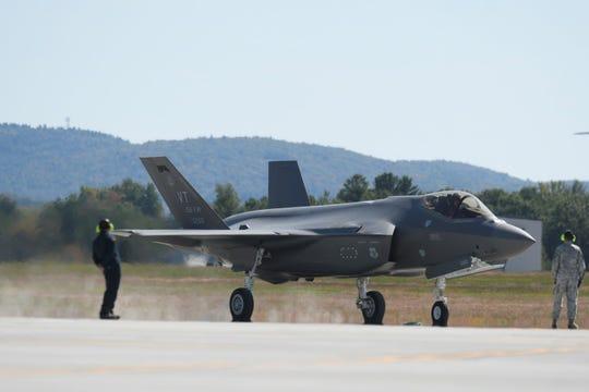 F-35A vermont