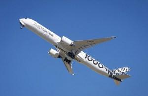 Antisipasi 777X, Airbus Naikkan Kapasitas Muat A350-1000 Jadi 480 Kursi