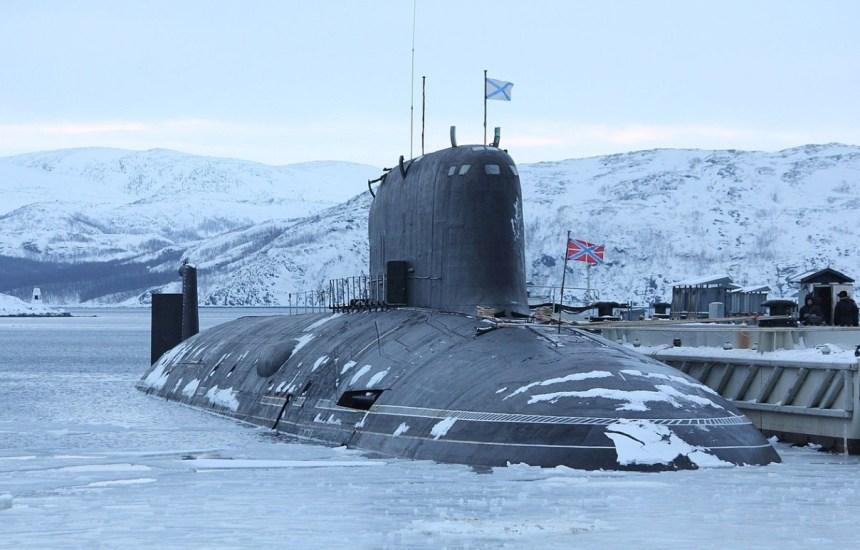 Kapal-selam-K-560-Rusia