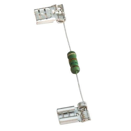 Capacitor Bleeder Resistor , 15K Ohm, 2 Watt with 1/4
