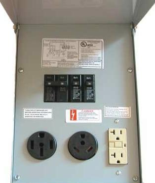 50a Rv Plug Wiring Diagram Campground Power