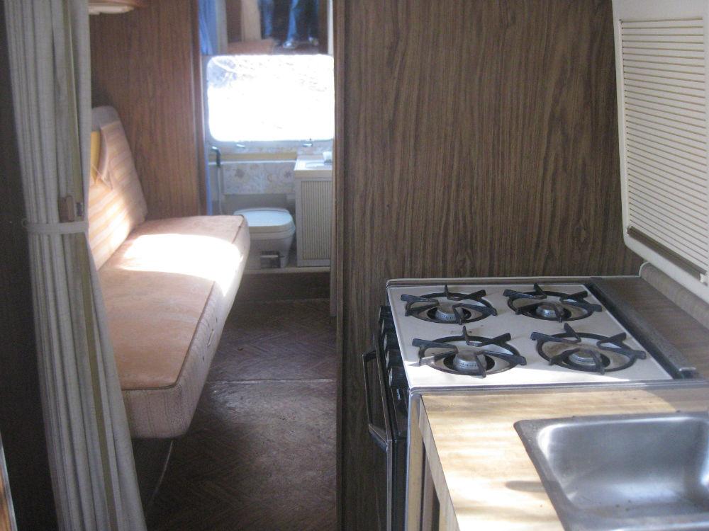 1979 Airstream Argosy Minuet 73m Oregon