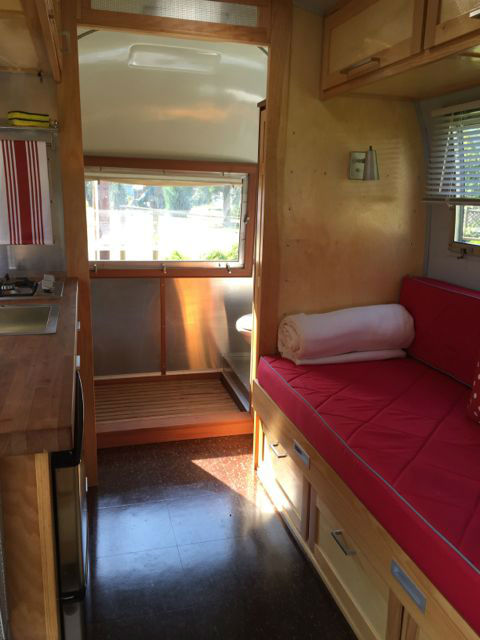 1966 Airstream Caravel 17  California