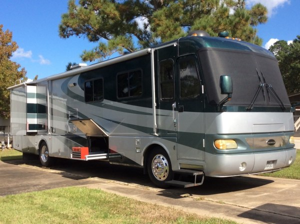 2004 Airstream Land Yacht Motorhome - Year of Clean Water