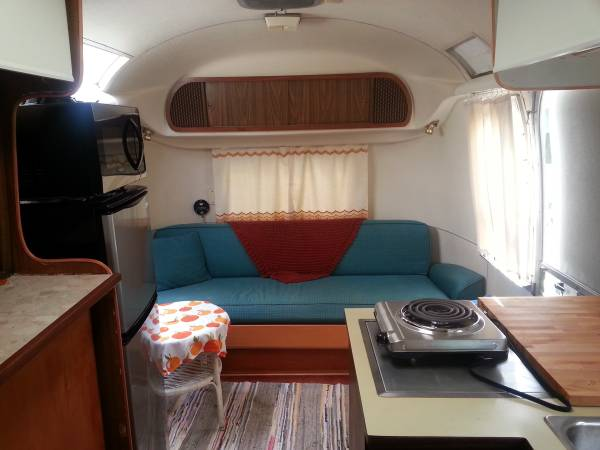 1968 Airstream Overlander 26FT Travel Trailer For Sale in