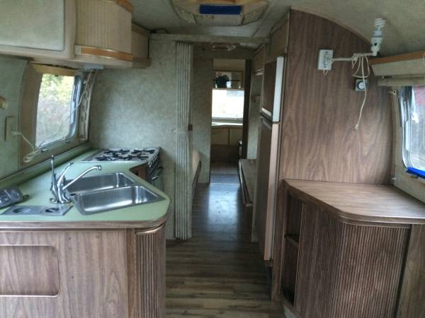 1977 Airstream Sovereign 31FT Travel Trailer For Sale in