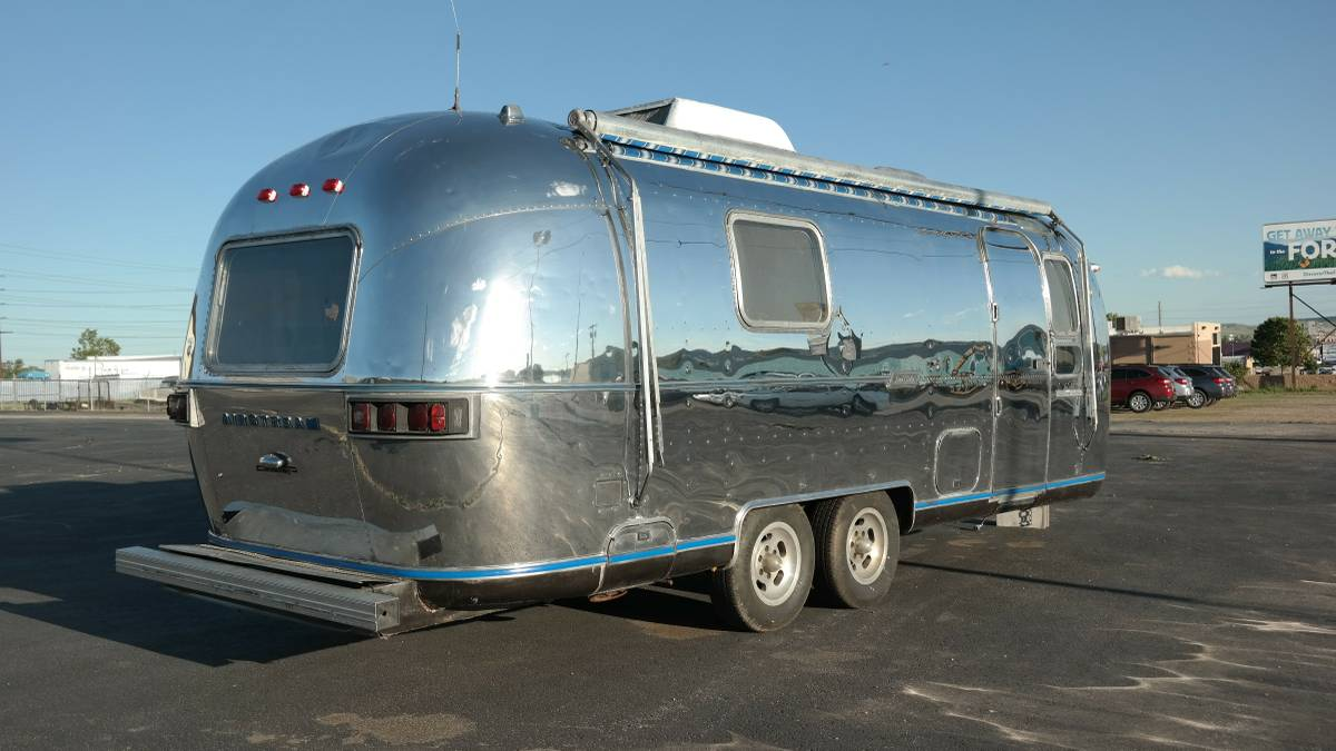 1975 Airstream Land Yacht 25FT Travel Trailer For Sale In