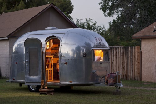 MUST SEE  1961 Airstream Bambi  Designed for Ralph