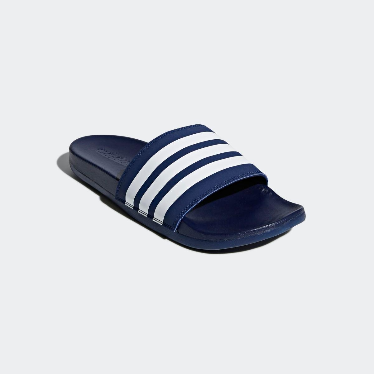 Claquette_Adilette_Comfort_Bleu_B42114_04_standard