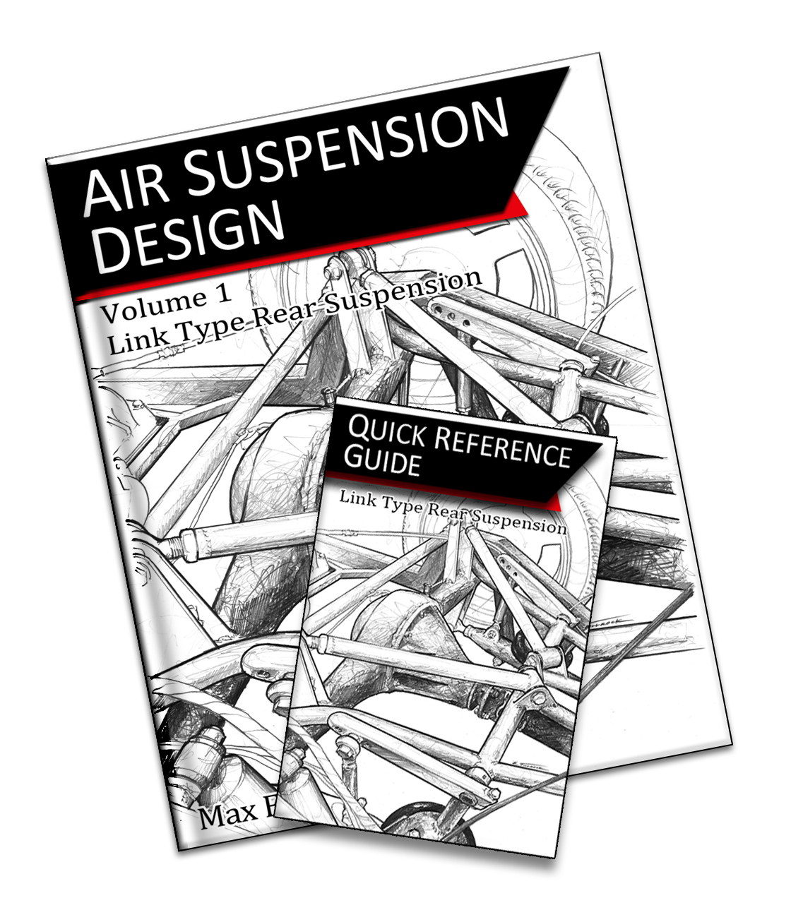 Air Suspension Vol. 1 Hardback w/ Reference Guide