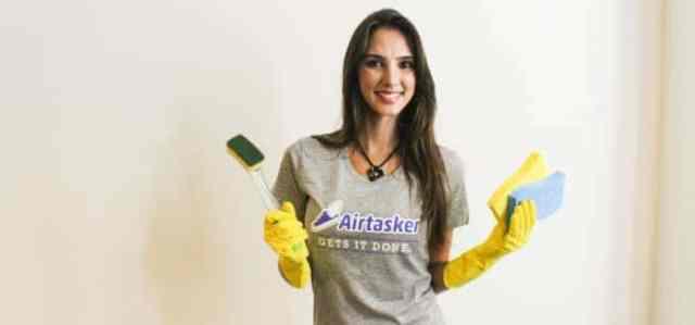 Airtasker'dan ev temizlik hizmetleri