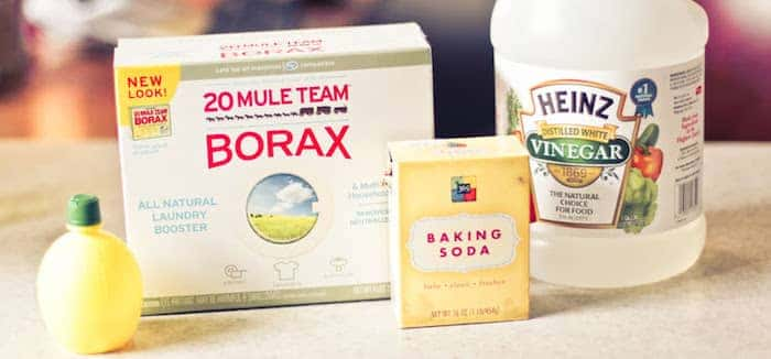 kitchen cleaning products outdoor frames 4 natural that will clean your house borax vinegar lemon bakingsoda