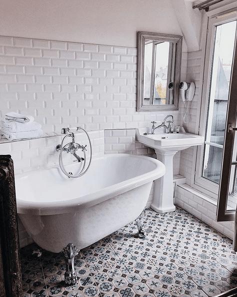 35 french provincial bathroom ideas