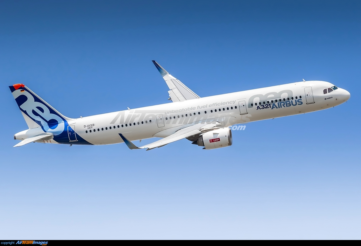 Airbus A321 251N Large Preview