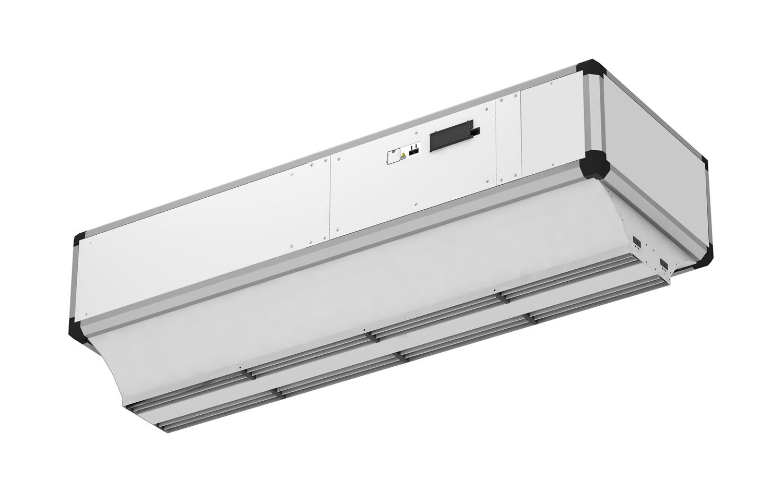 air curtain max industrial doors air