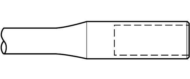Ajax Electric Hammer Chisels