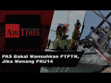 PAS Bakal Mansuhkan PTPTN Jika Menang PRU14
