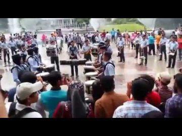 #AirTimes: Drumline TUDM - Video oleh UKK Mindef