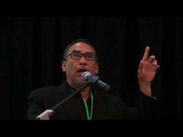 Konvesyen Pertama dan Mesyuarat Agung Kali Ke-4 Pahlawan - Ucapan Haji Asri Bin Buang - Part 1/5