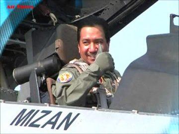 #AirTimes:Sorotan KDYMM Tuanku Mizan bersama Angkatan Tentera Malaysia