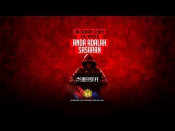 Majlis Pelancaran Kempen Kesedaran Keselamatan Siber MinDef dan ATM Oleh Menteri Pertahanan