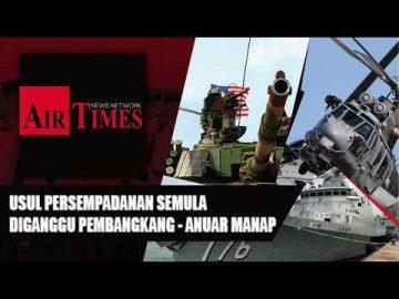Usul Persempadanan Semula Diganggu Pembangkang - Anuar Manap